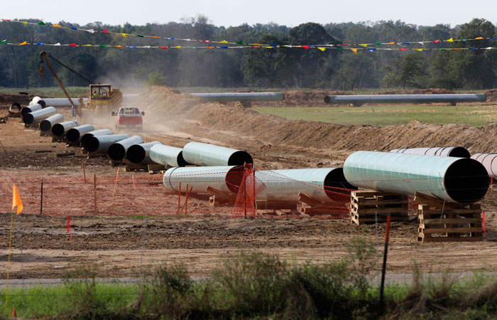 Safety regulators place conditions on Canada-Texas oil pipeline