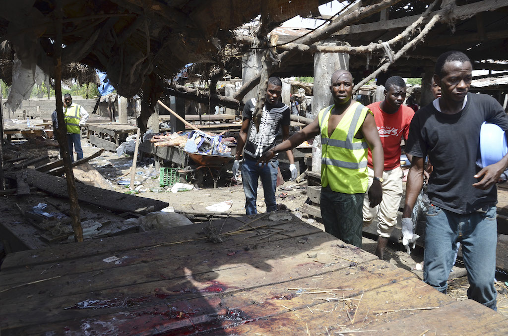 Boko Haram attack on northern Nigerian city kills 20
