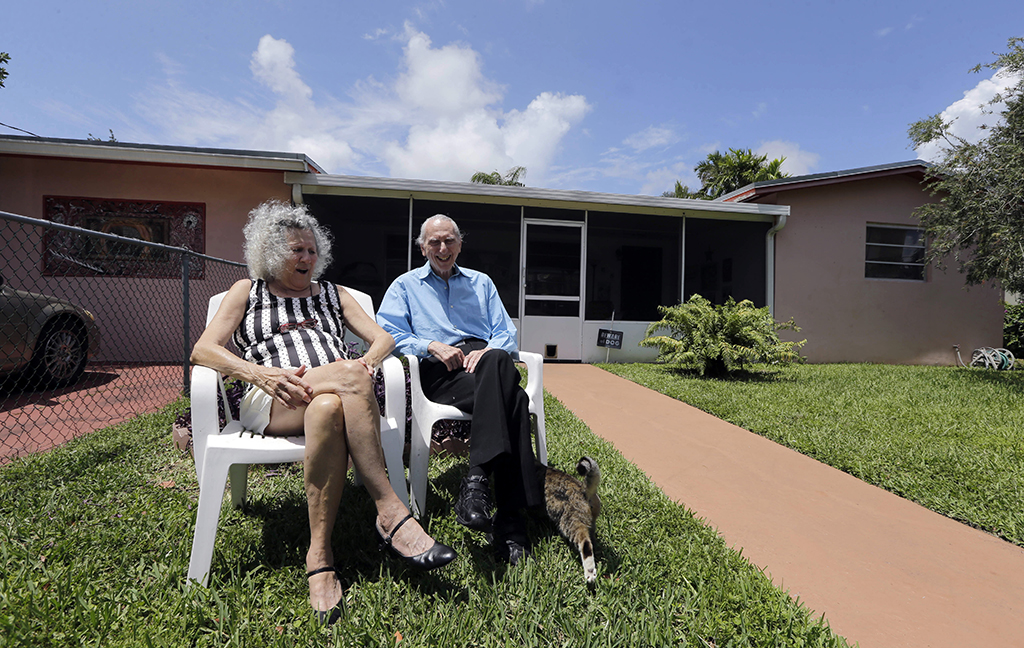 Housing debt buries millions of retired Americans