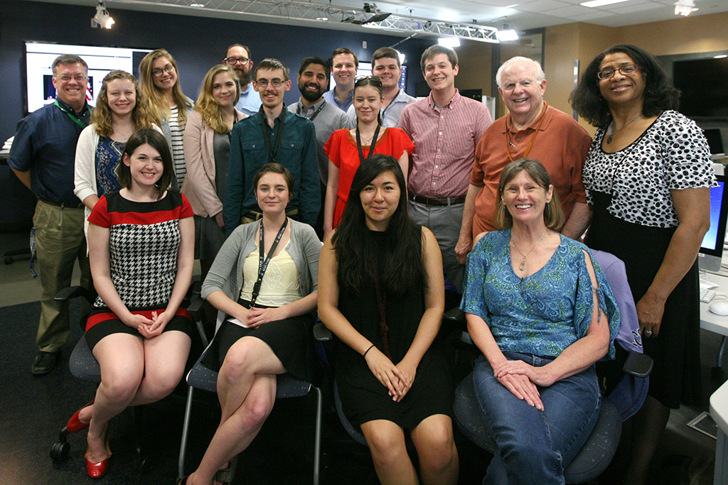 Dow Jones News Fund interns headed to newsrooms
