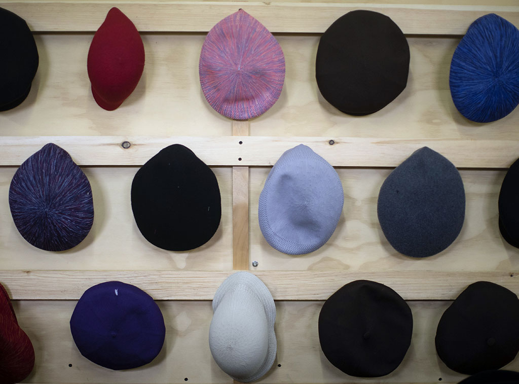 CEO moves hat factory back to U.S. despite hair-raising costs (Photo Gallery)