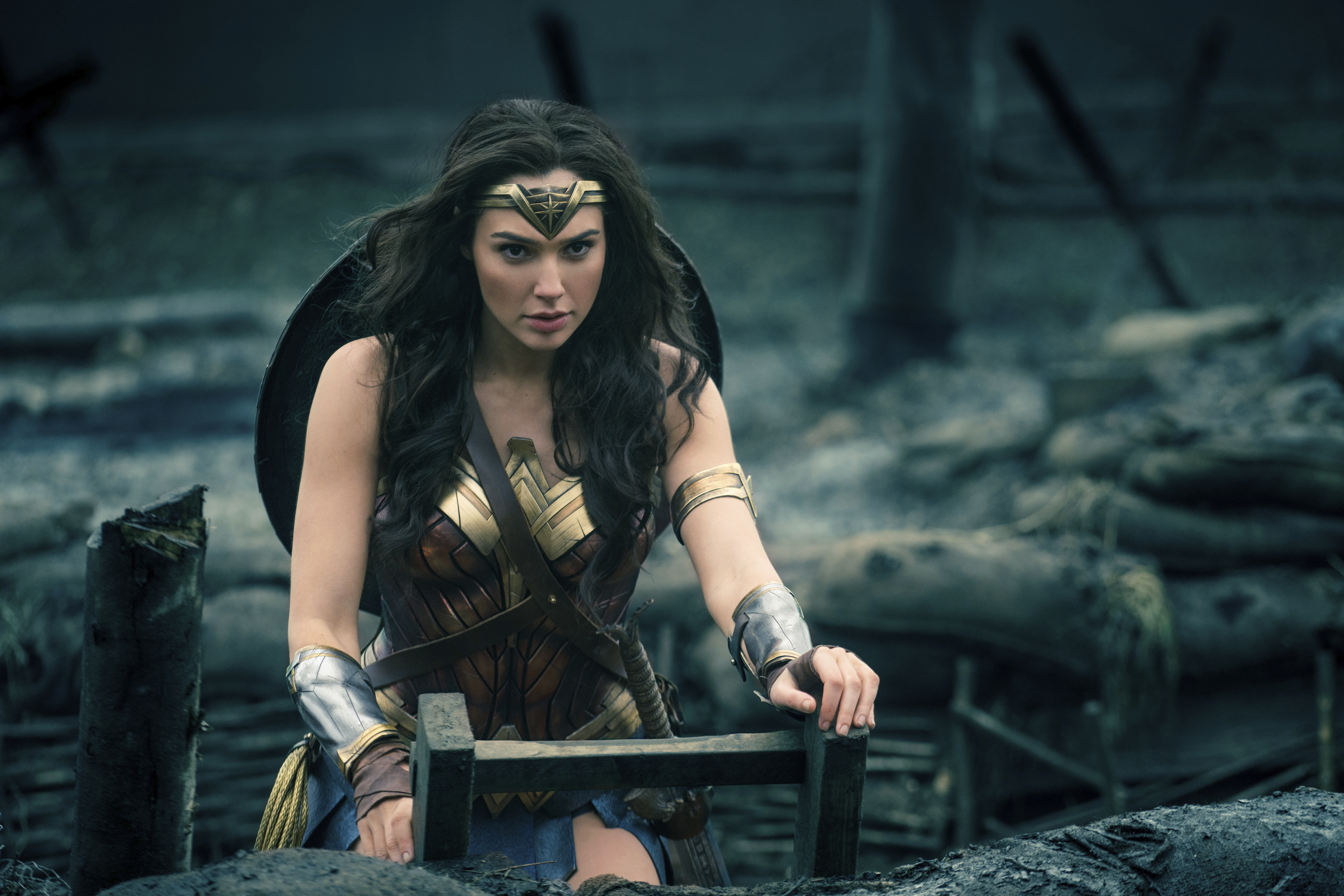 'Wonder Woman' makes it to the big screen at last