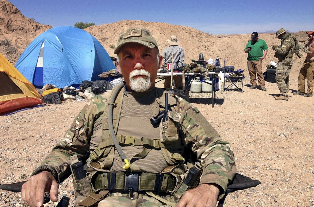 First sentencing handed down in Bundy standoff