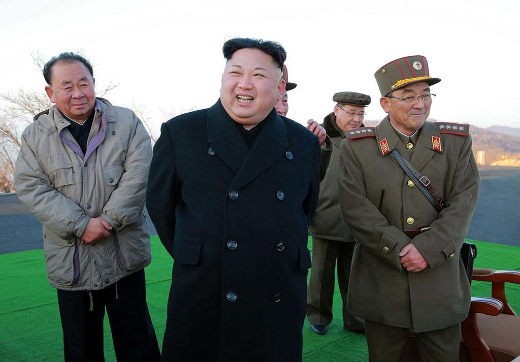 "New North Korean nukes upset ""balance of terror"""