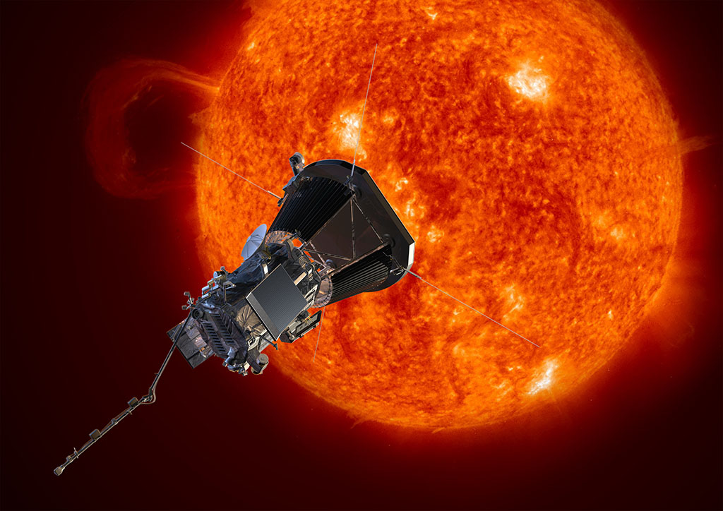 NASA mission aims for the sun
