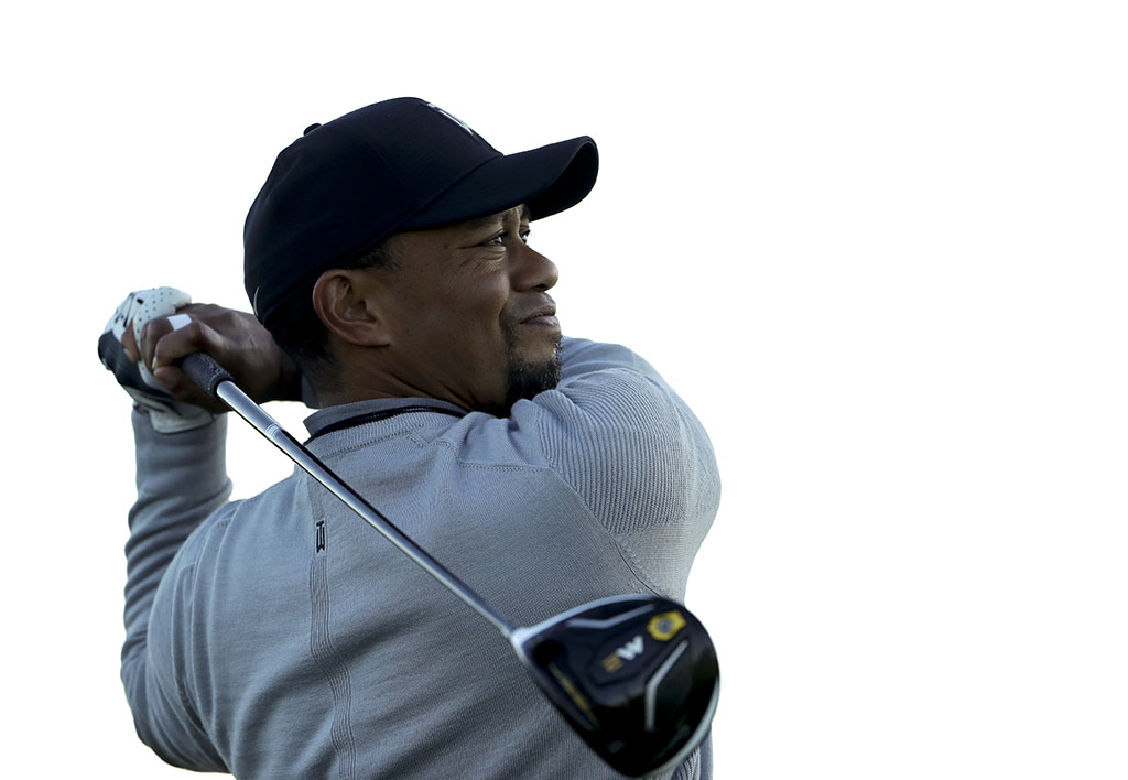 Police: Tiger Woods wasn't drinking before DUI arrest