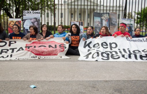 Obama requests hold on deportation policy review