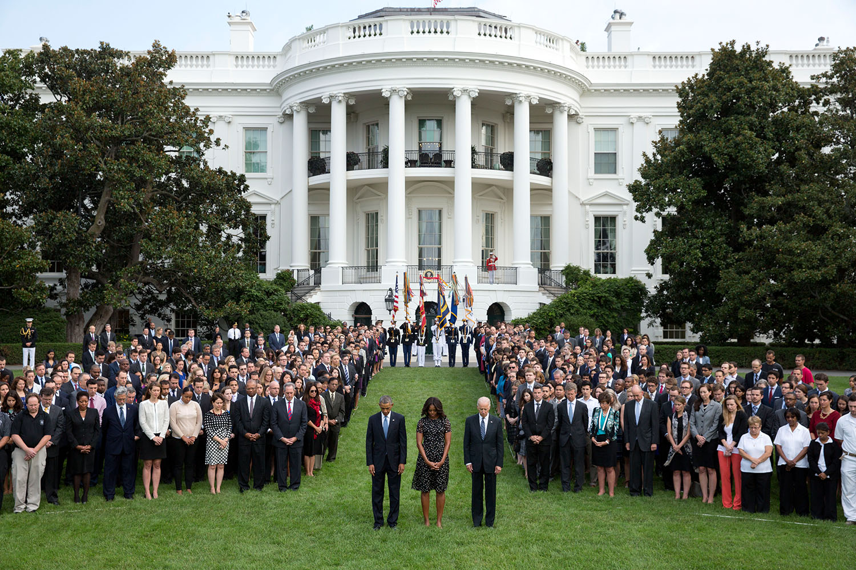 White House / Chuck Kennedy