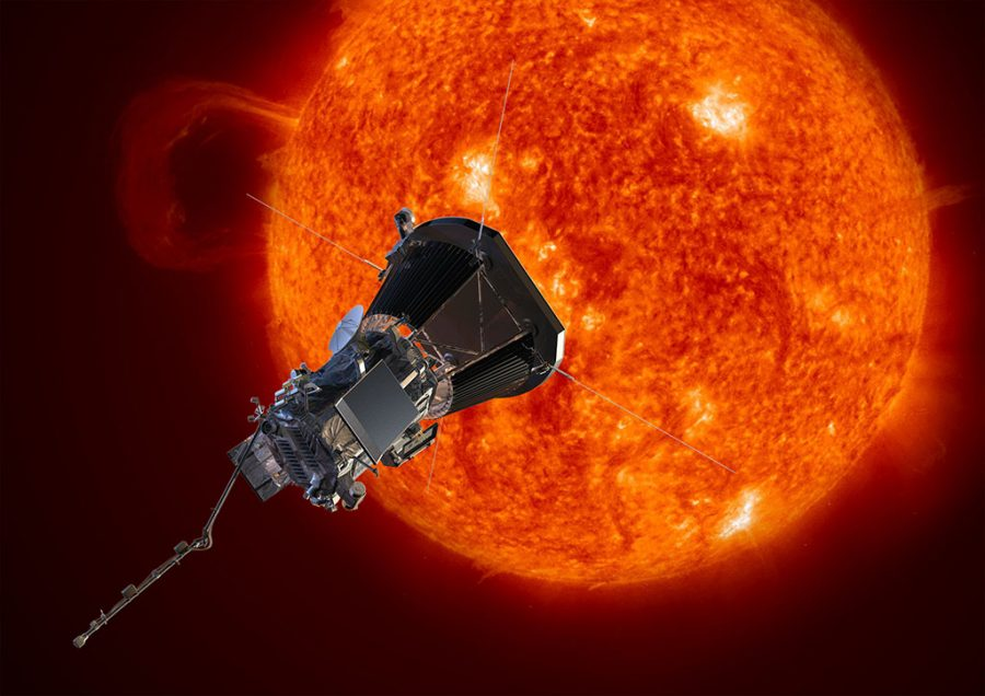 On Wednesday, NASA announced it will launch the Parker Solar Probe in summer 2018 to explore the solar atmosphere. (Johns Hopkins University Applied Physics Laboratory via AP)