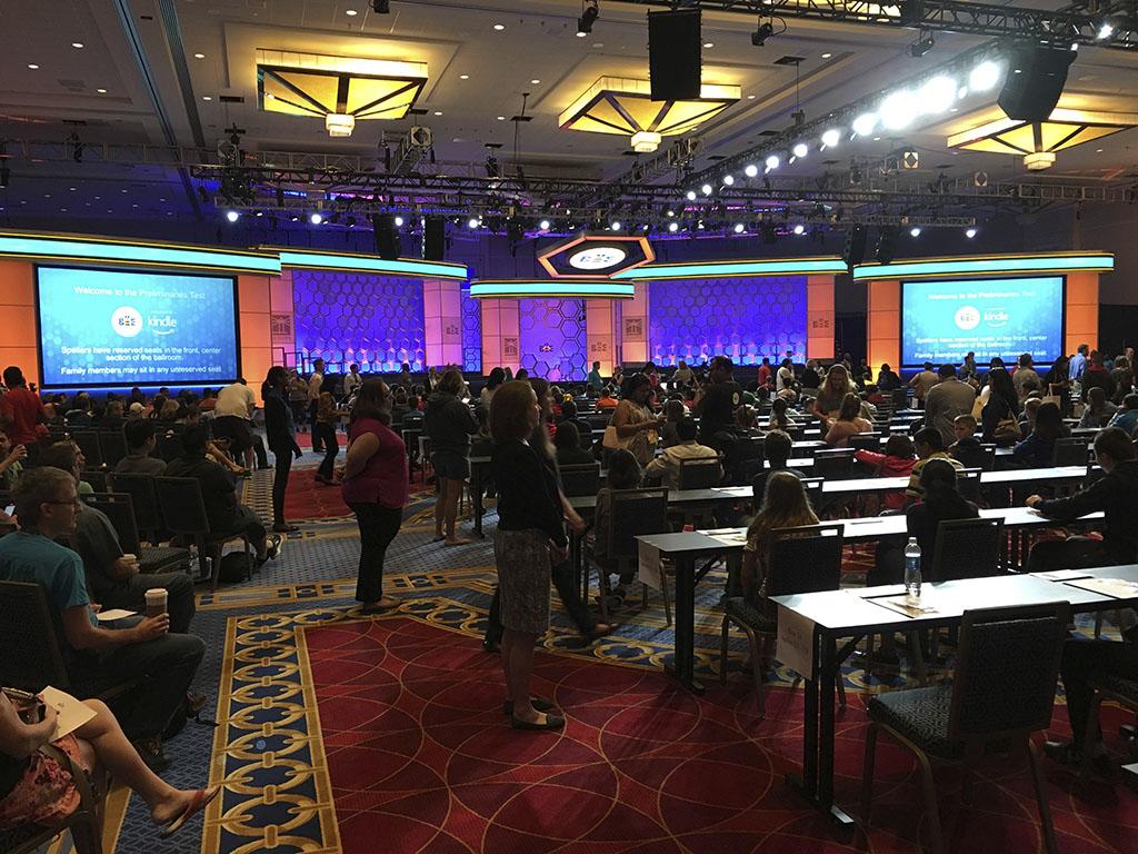 Scripps Spelling Bee adds 'Tiebreaker Test'