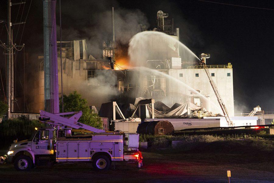 Wisconsin+plant+explosion