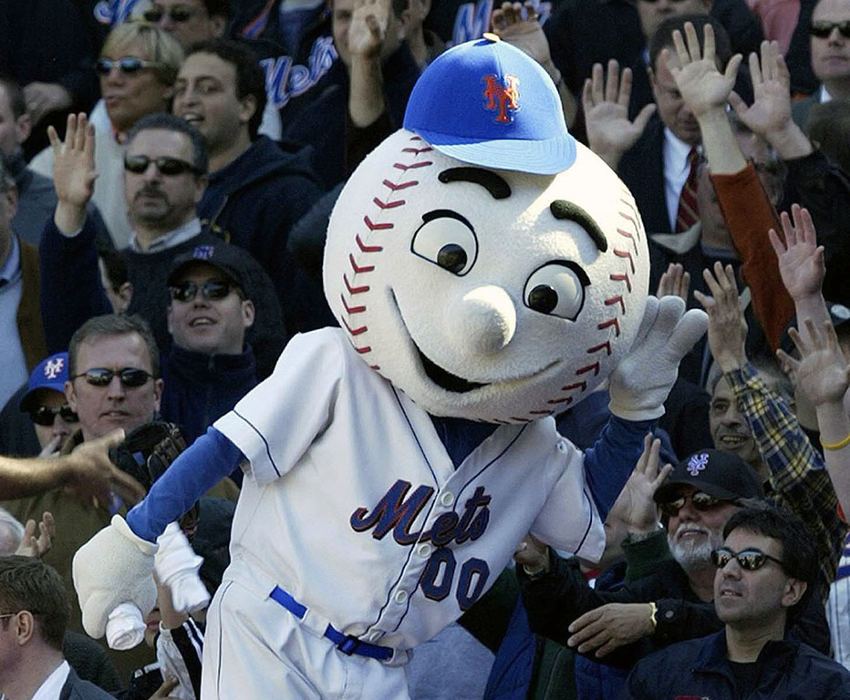 National briefs: Mets mascot fired, Trump's cell phone privacy, Gun groups, Ohio state and the job market