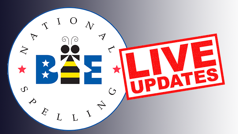 LIVE: Scripps National Spelling Bee down to two Texans