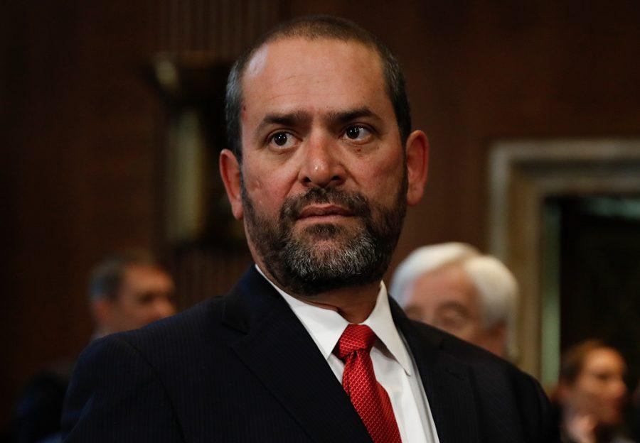Energy lobbyist Jeff Miller