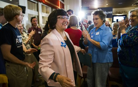 Lupe Valdez becomes first openly gay major-party nominee for Texas governor