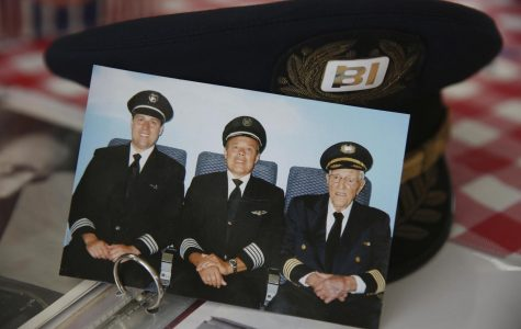 Ex-Braniff Airways pilots, staff gather in Texas for final fly-in