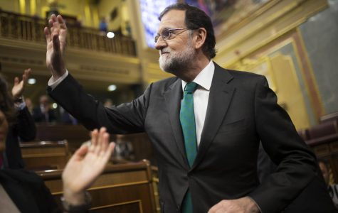 Spain's Prime Minister Mariano Rajoy's reign poised to end
