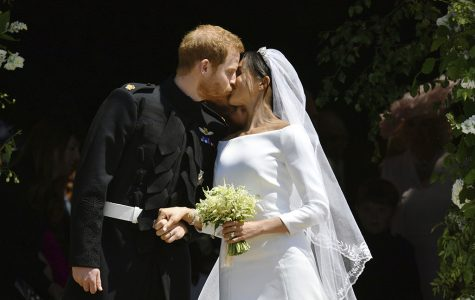 Royal wedding: Prince Harry and Meghan Markle say 'I do'