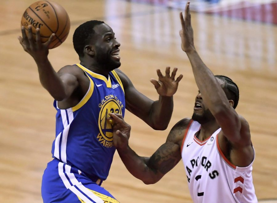 Warriors win Game 2 of NBA Finals, even series