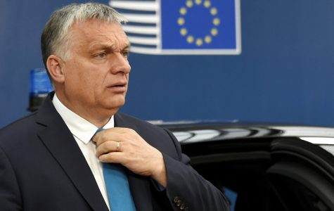 Hungarians protest over Orban's planned seizure