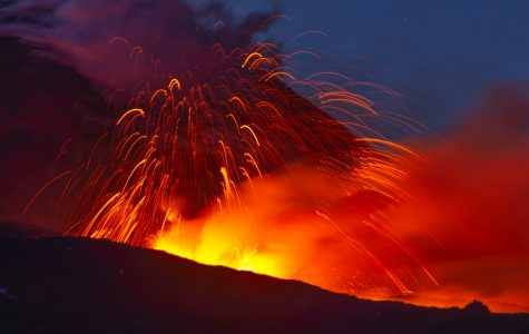 Italy's Mount Etna spews lava, poses no threat to population
