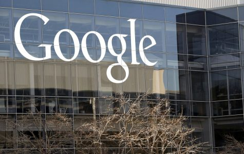 This Jan. 3, 2013, file photo shows Google's headquarters in Mountain View, Calif.  The U.S. Justice Department is readying an investigation of Google's business practices and whether they violate competition standards, according to news reports. The search giant was fined a record $2.72 billion by European regulators in 2017 for abusing its dominance of the online search market. In the U.S., the Federal Trade Commission made an antitrust investigation of Google but closed it in 2013 without taking action.