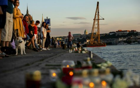 Man arrested in Hungarian sightseeing boat collision