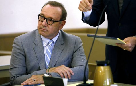Kevin Spacey appears for groping case