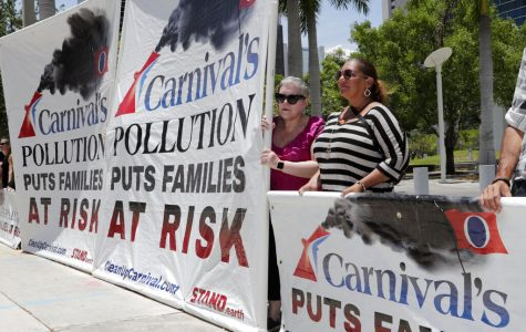 Carnival cruise company to pay $20M in fines for pollution