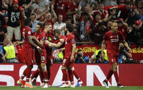 Salah scores early; Liverpool defeats Tottenham in Champions League final