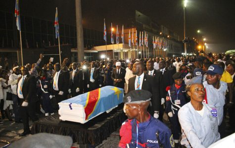 Congo's Etienne Tshisekedi, president's father, laid to rest