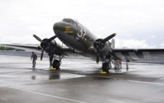 WWII plane joins in D-Day anniversary