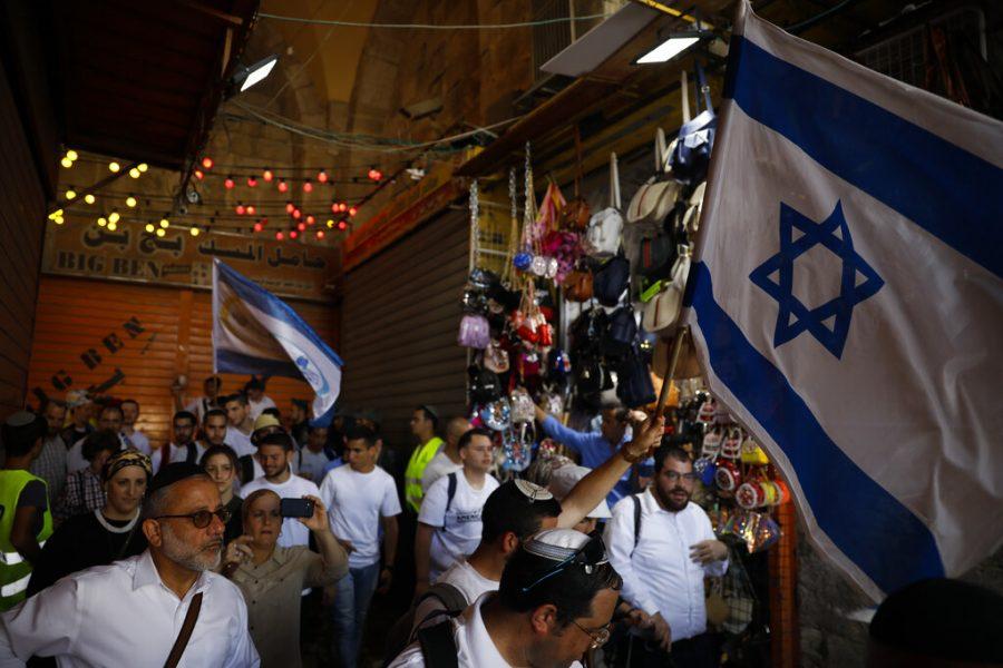 Israeli nationalists