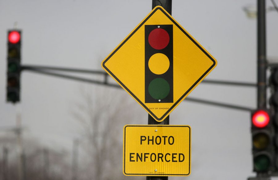 Texas governor signs ban on red-light cameras