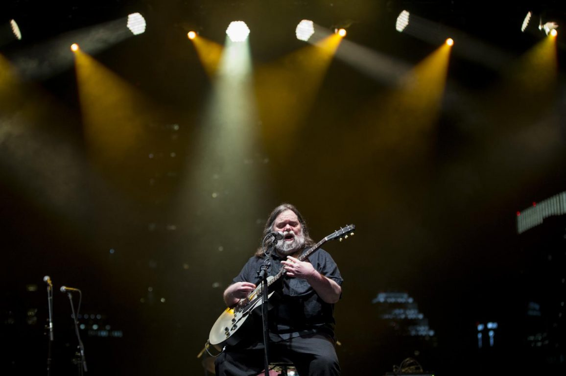 Roky Erickson performed at the South by Southwest Music Festival in Austin, Texas on March 17, 2018. Erickson, a pioneer in psychedelic rock, died Friday, May 31, 2019.