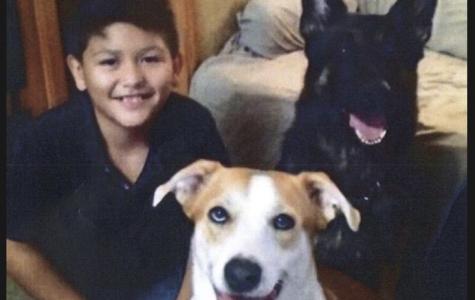 A family snapshot of Eduardo Posso