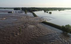 Flood risk decreases for Arkansas city as water advance slows