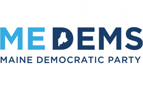 The Maine Democratic Party logo
