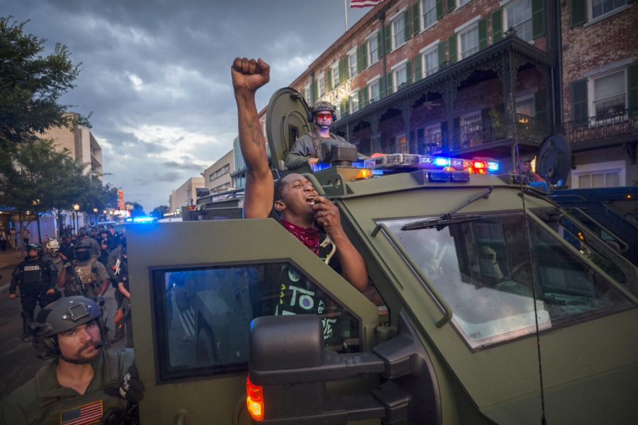 Roundup: The stories of protesters as told by tweets