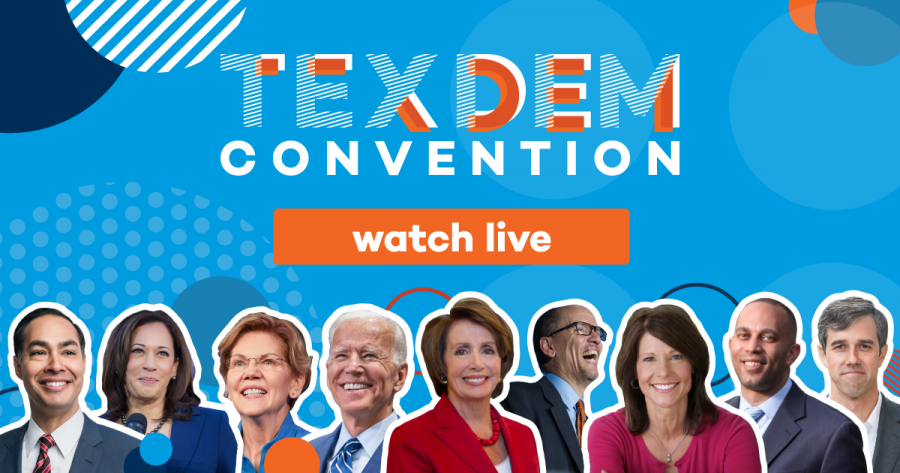 2020+Texas+Democratic+Convention