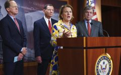 Shelley Moore Capito speaks at news conference