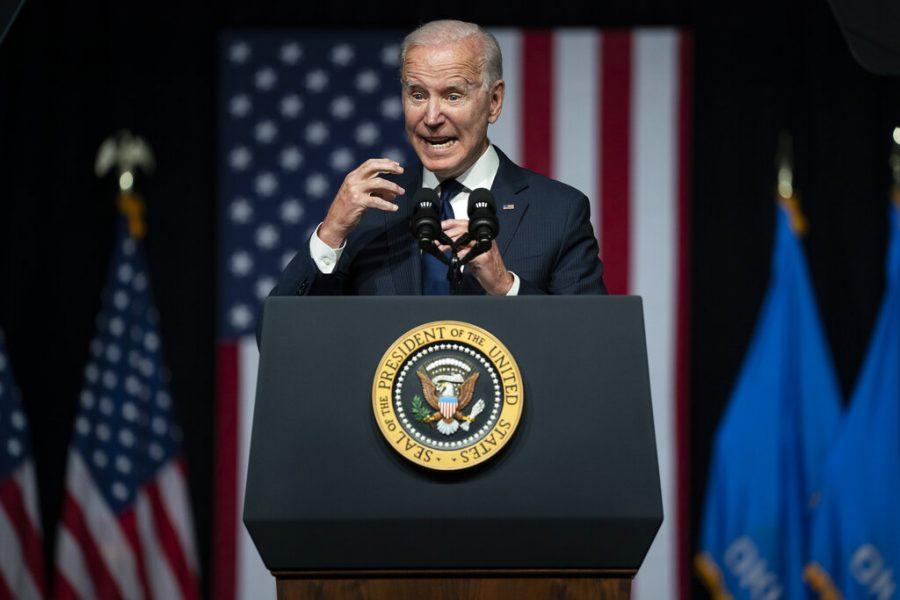Biden speaks in Tulsa at the 100th anniversary of the Tulsa Race Massacre