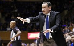 Coach K will leave Duke as the winningest men's college basketball coach in history.