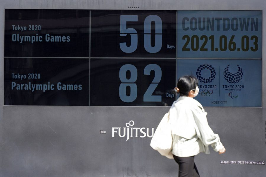 Countdown+clock+showing+50+days+until+the+Tokyo+Olympics.