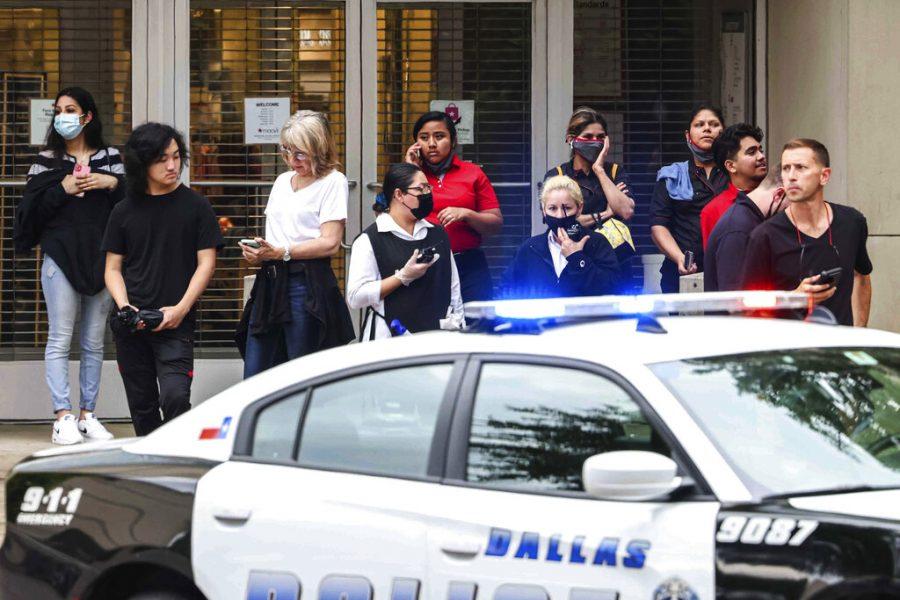 Dallas Mall Disturbance